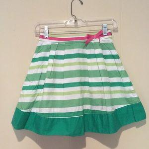 Mini Boden girls skirt size 9-10y